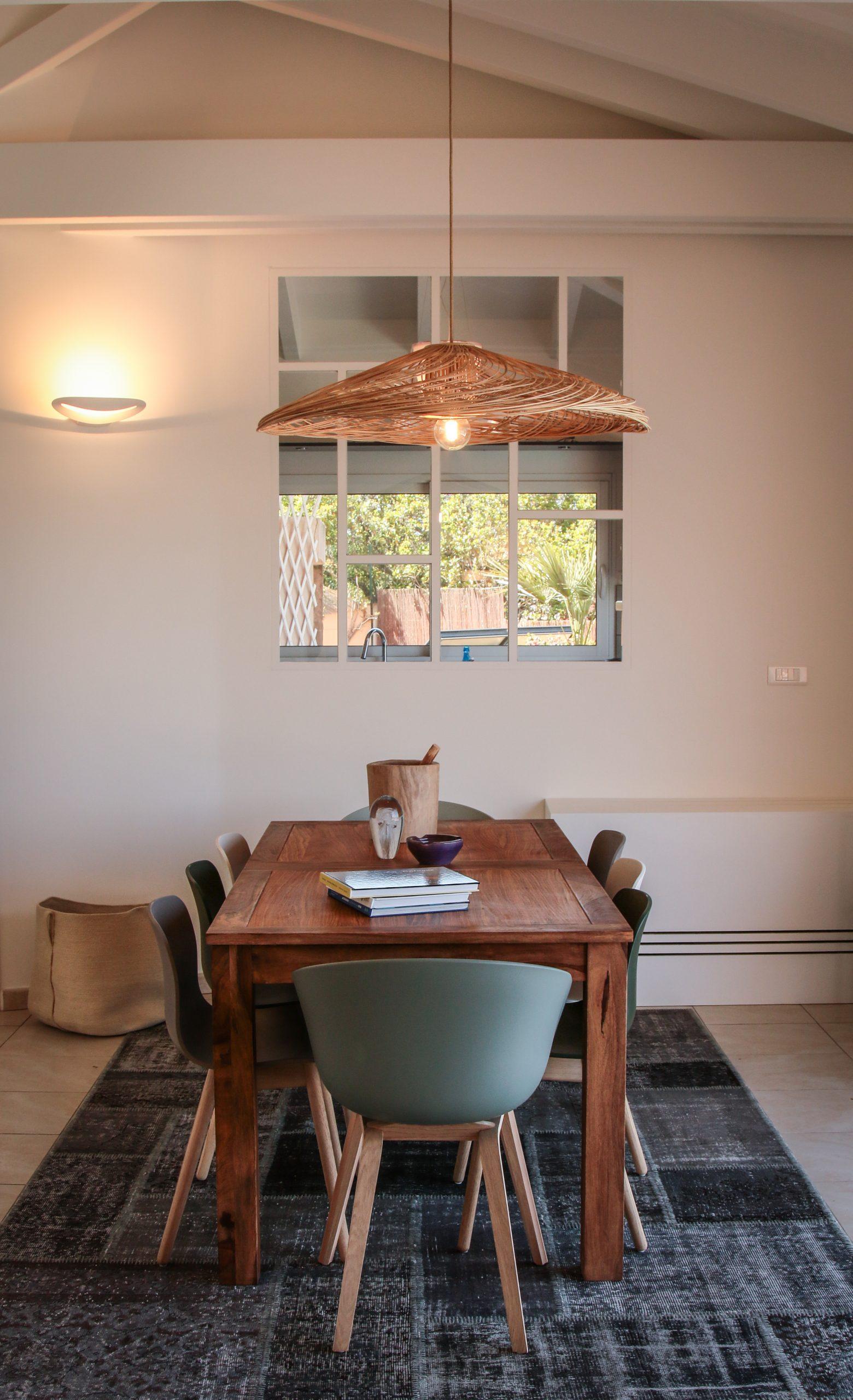 maison architecte salle à manger